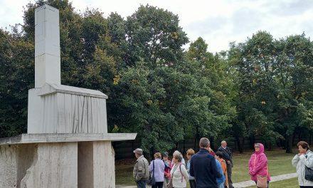 2021. SZEPTEMBER 21., Nemzeti Gyászpark és Kisfogház Emlékhely
